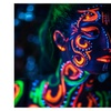 Windy City Novelties 6 Pack Assorted Color Glow in the Dark Face Paint