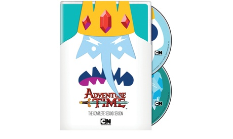 Cartoon Network: Adventure Time - The Complete Second Season (DVD) 47245a8e-bc6f-4778-9fa0-c32aee08838b