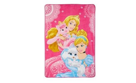 Princess Wonderful Life Twin Blanket c43ad692-d663-4127-af6e-2a67c2c8c2a7