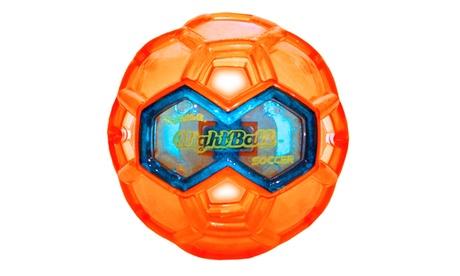 Tangle - Large LED Night Soccer Ball d1375bb5-7e35-487a-99b3-d2ba9ed76ca5