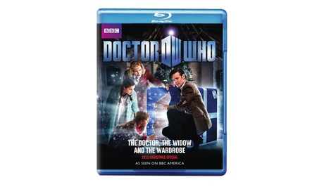 Doctor Who: The Doctor, The Widow and the Wardrobe (Blu-ray) edd26d7b-5cde-4256-89f5-7e7c3e264194
