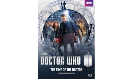 Doctor Who: The Time of the Doctor (DVD) a1a7735e-4646-466a-823b-a75f70d422b5