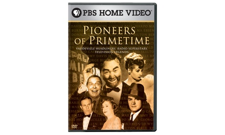 Pioneers of Primetime DVD d6b8333b-c827-4f2b-9551-df94bed43cdb