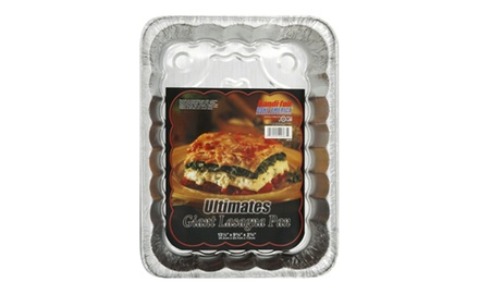Handi Foil Pan Giant Lasagna (Pack of 15)
