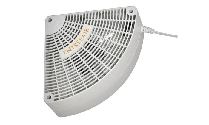 Deflect-O TFRR Room To Room Fan, White