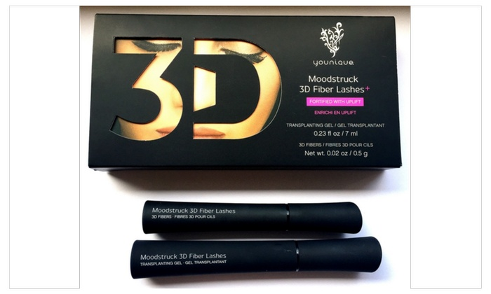Younique Moodstruck 3D Fiber Lashes Plus Mascara Fortified with ...