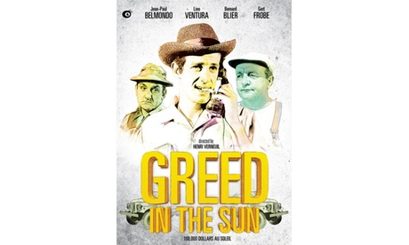 Greed in the Sun DVD 43aa1fa8-6af8-4543-989b-c945dfe7a0bf