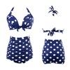 Women High Waist Bikini Sets