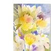 Sheila Golden Summers Yellows Canvas Print