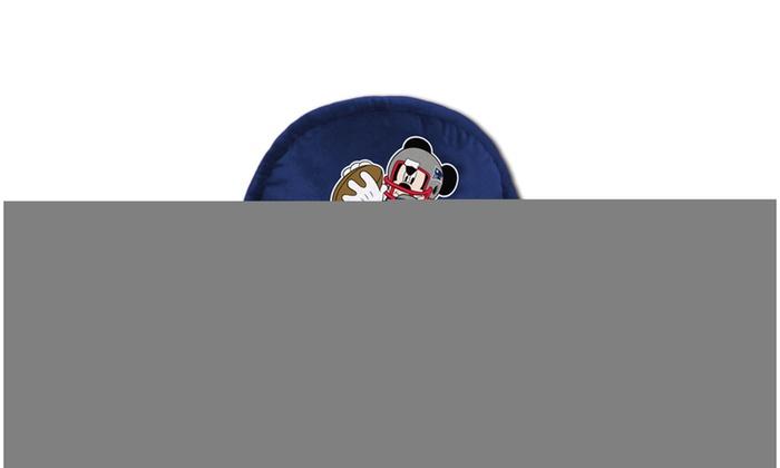 COB 153 Patriots Mickey Juv Bed Rest