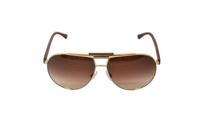 Dolce and Gabbana DG 2119 1190/13 - Pale Gold
