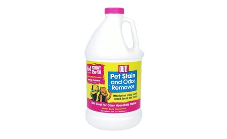 Out 64 Oz Out Pet Stain & Odor Remover 70565 d160eccf-7d26-407a-8081-93c568fe43ca