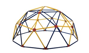 Easy Outdoor Space Dome Climber for Kids GD-810