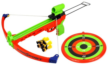 Velocity Toys Supreme Shooter Children's Kid's Toy Crossbow Dart bddfa348-5b20-4ace-9eef-84e84ea7b892