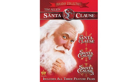 The Santa Clause 3-Movie Collection 6a02f158-6432-4306-926e-e4d12d9802b0