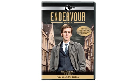 Masterpiece Mystery!: Endeavour Series 1 DVD (U.K. Edition) 1140a1a2-3946-46a3-a44b-fcb2912d26d3