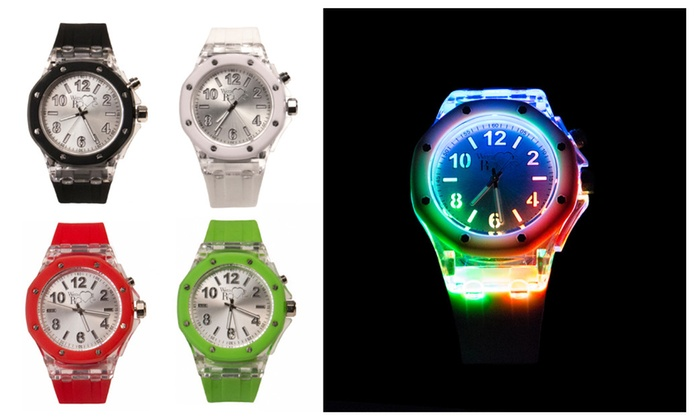 Led Light Up Watch Groupon
