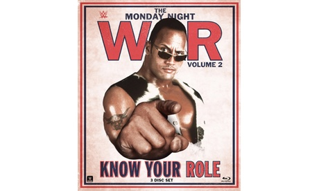 WWE: Monday Night War Vol. 2: Know Your Role (Blu-ray) b7bba565-5811-4fba-9080-171e3939758c