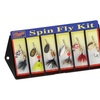 Mepps Spin Fly Kit - Size 0 Dressed Lure Assortment
