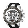 Invicta 16310 Black, Silver Dial Venom Quartz Chronograph Men's Watch