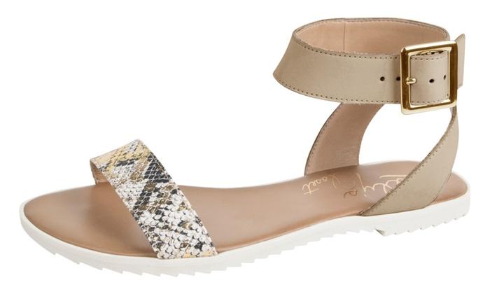 Ana et Carol: Orchid Brazilian Sandals