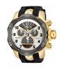 Invicta Black, Silver, Gold Dial Venom Quartz Chronograph Men's Watch