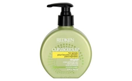 Curvaceous Ringlet Anti-Frizz Perfecting Hair Treatment Lotion 6 oz 7ecd1512-6b5c-4969-bdef-4f5c30e54640