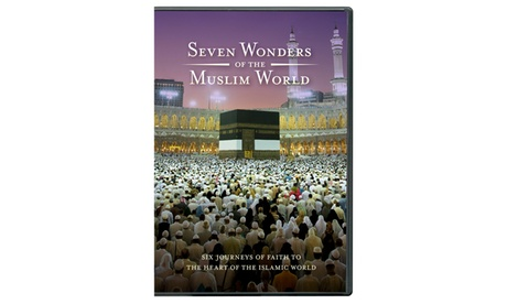 Seven Wonders of the Muslim World DVD 343734c3-2779-4786-8c2f-1af1074a0759