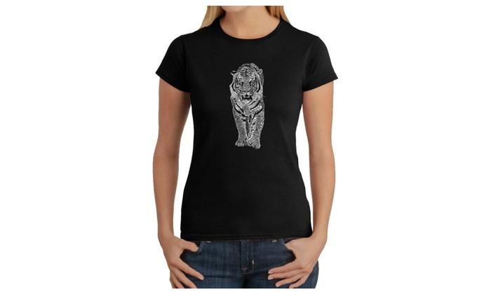 Women's T-Shirt - TIGER
