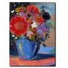 Sheila Golden 'Composition II' Canvas Rolled Art