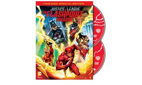 DCU: Justice League: The Flashpoint Paradox Special Edition (DVD) 7a0f6098-2053-492e-9a23-8e623e02896a