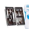 Pro Pedicure Kit with Callus Remover (12pc)