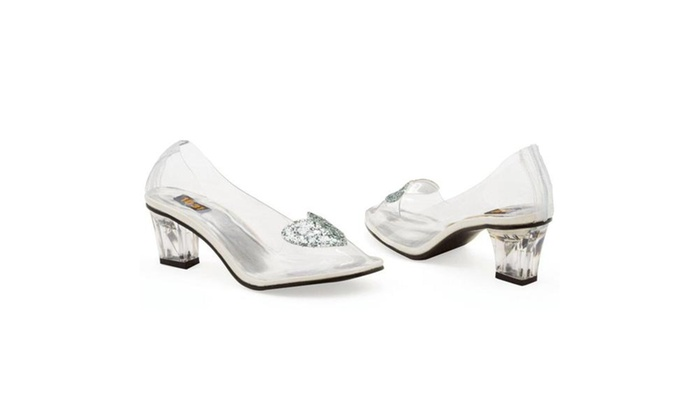 Ariel Clear Adult Shoes
