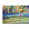Ryan Radke Wautoma Mill Pond Canvas Print