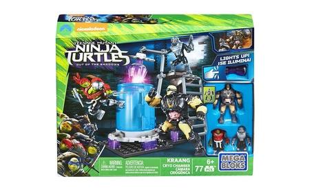 Teenage Mutant Ninja Turtles Mega Bloks Kraang Cyro Chamber 71eab013-b290-41a9-8698-817b5062228d