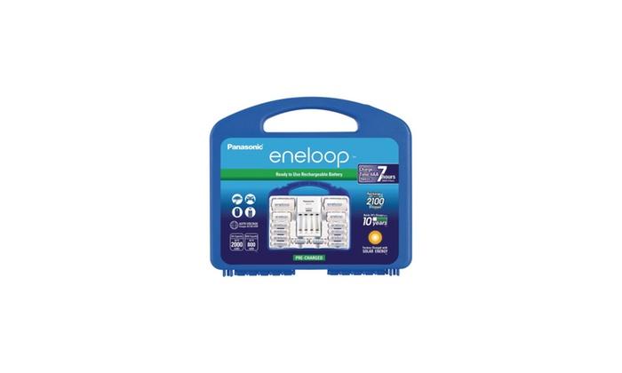 Panasonic Eneloop Power Pack Advanced Individual Battery Charger