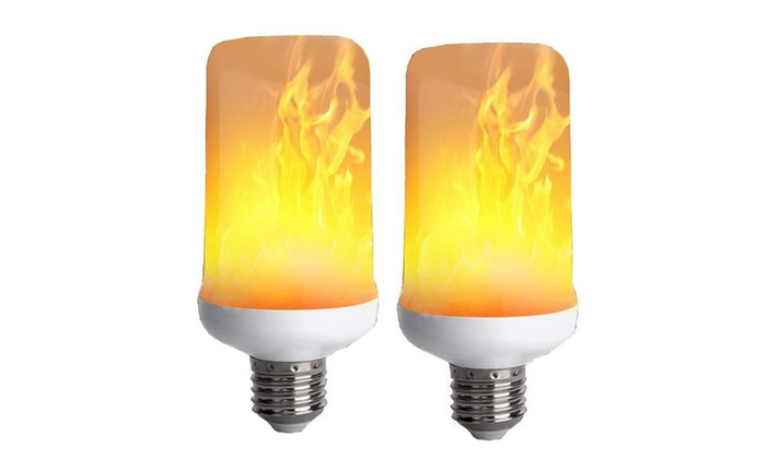 Led Flame Effect.Led Flame Effect Simulated Nature Fire Light Bulb E27 5w Decoration Lamp