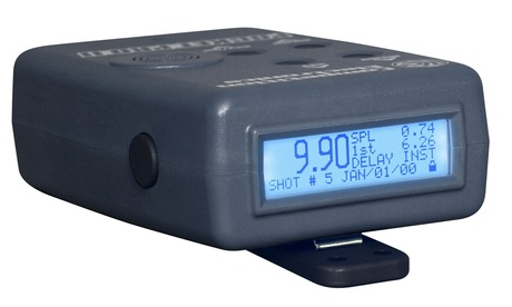 Competition Electronics Pocket Pro II Timer Gray photo