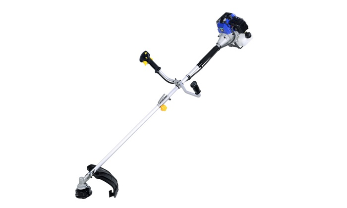Blue Max 2 in 1 brush cutter / string trimmer