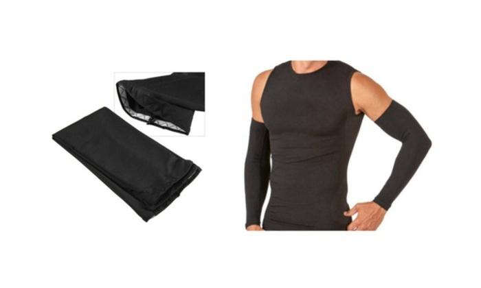 New Sport Compression Therapy Arm Sleeves for Men's Fashion