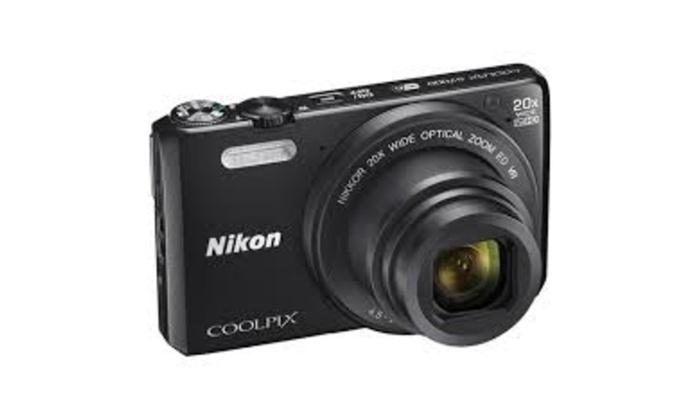 Nikon Coolpix S7000  Optical Zoom (Refurbished)