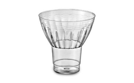 EMI Yoshi EMI-REPG9 Resposable 9 oz. Clear Plastic Parfait Cup cb2bd1e5-2bed-4e2d-aee6-10386e09935b