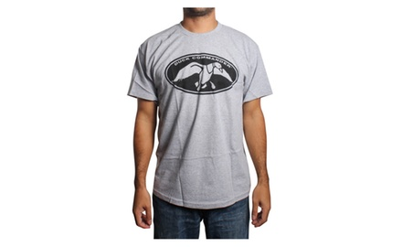 Duck Commander Heather Gray T Shirt