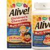 Nature's Way Alive! Children's Multi-Vitamin Chewable
