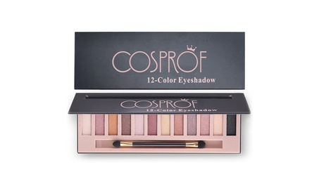 Cosprof Professional Eyeshadow Palette Matte or Shimmer(12 Colors ) 8cbc755a-1a2f-45b6-98e1-3912a2bf3acf