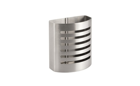 InterDesign Forma Magnetic Pencil Cup, Brushed Stainless Steel c48552a2-f230-4a36-bb0e-02441c19b599