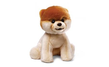 Gund Plush Stuffed Dog Toy Cutest Dog in the World 57d0b43c-bfd9-4ada-af9b-972c8bcd2f15