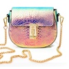 Colorful Alligator Discoloration Women's Cross body Bag
