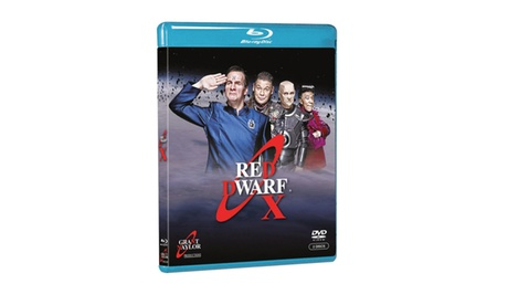 Red Dwarf: X (Blu-ray) 777c6124-90f4-47bb-bf59-7b6db7a379c7