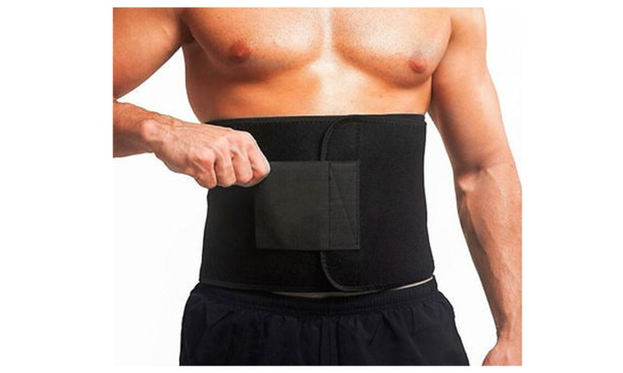 Bernotti Premium New Waist  Slimming Training Belt Extreme Fat Burner